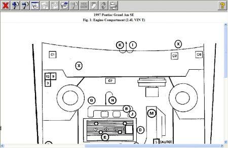 1999 ford f 150 pcm Schaltplang