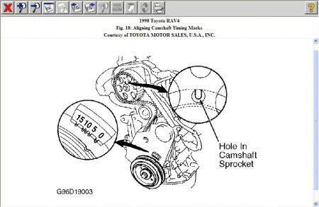 1997 toyota rav4 engine diagram
