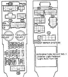 1989 camry fuse diagram