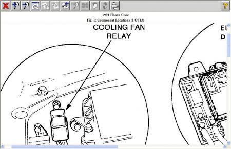 2000 malibu cooling fan wiring diagram