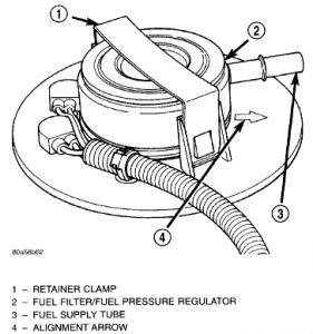 jeep yj fuel filter
