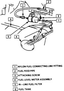 performance fuel filter