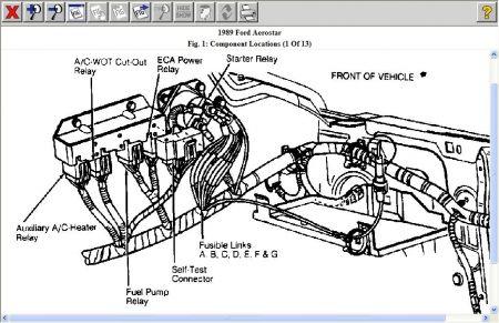 Ford Aerostar Wiring Diagram manual guide wiring diagram