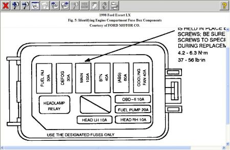 2002 Montero Fuse Diagram Wiring Diagram