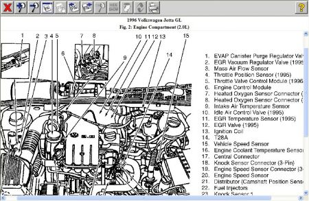 Vw Engine Block Diagram Wiring Schematic Diagram
