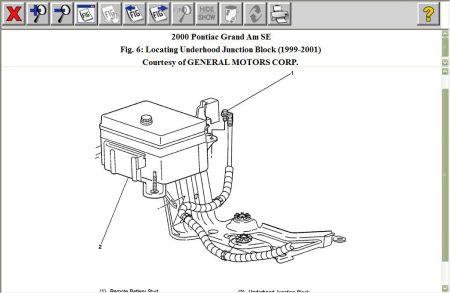 2001 Pontiac Grand Am Engine Diagram Wiring Diagrams