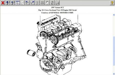 1997 Saturn Engine Diagram car block wiring diagram