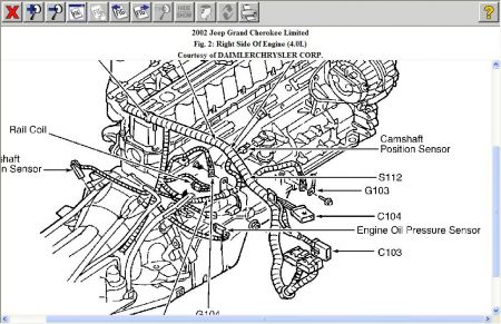 2005 Jeep Wrangler Engine Diagram Wiring Diagram Library