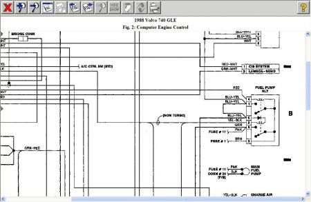 Volvo 740 Gl Wiring Diagram Wiring Diagram