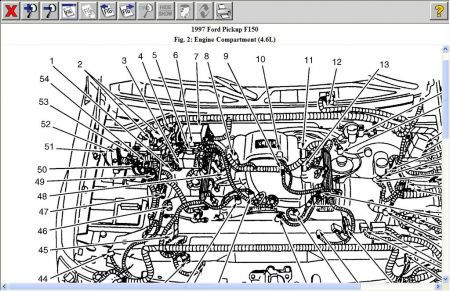 2001 Ford F 150 Starter Wiring Index listing of wiring diagrams