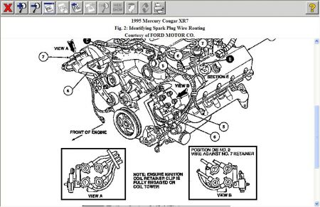 351 V8 Engine Diagram Wiring Diagram
