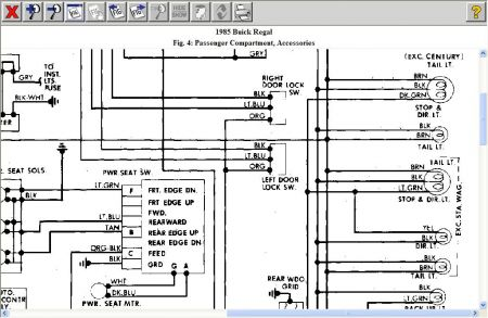 82 buick regal wiring diagram repair guides wiring diagrams wiring