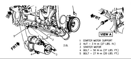 1994 toyota pickup starter wiring diagram