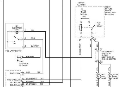 Pontiac Lights Wiring Diagram Electronic Schematics collections