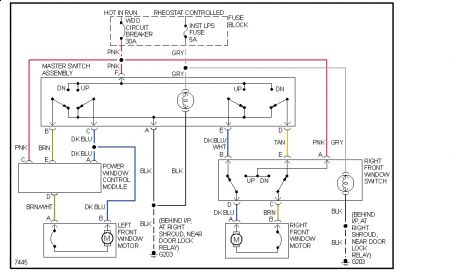 1991 oldsmobile wiring diagram