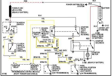 1993 Plymouth Sundance Wiring Harness Wiring Diagram 2019