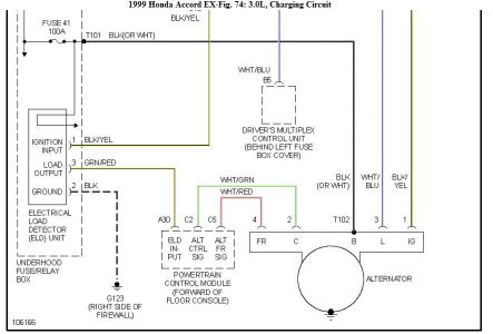 1997 Jeep Wrangler Alternator Wiring Wiring Diagram