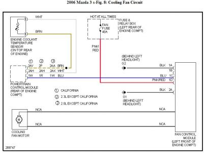 Wiring Diagram For Cooling Fan Relay Electronic Schematics collections