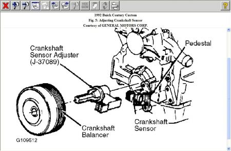 1994 buick century engine diagram