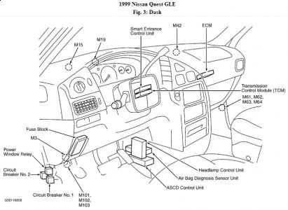 1999 Maxima Knock Sensor Diagram Online Wiring Diagram