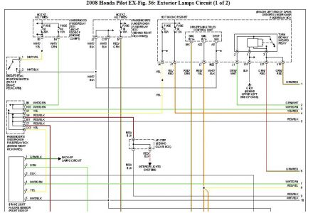 2004 Honda Odyssey Wiring Diagrams circuit diagram template