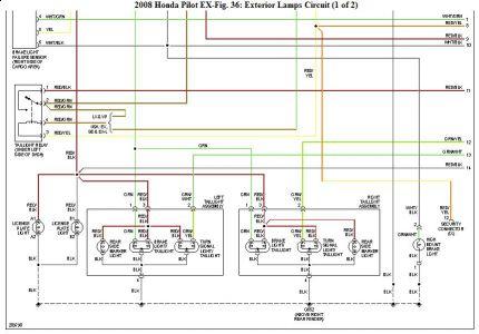 Honda Pilot Trailer Wiring Wiring Diagram 2019