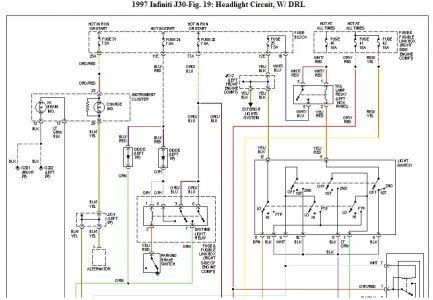 1994 infiniti j30 fuse diagram