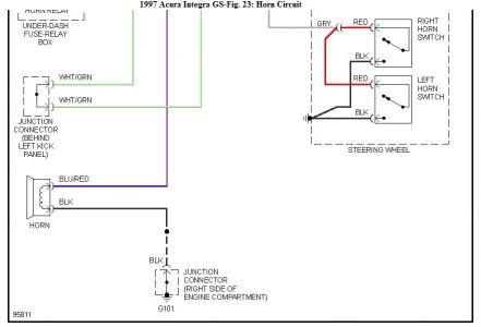 1997 Acura Integra Wiring Diagram Wiring Diagram