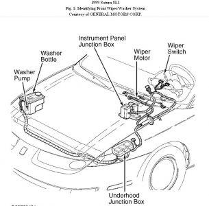 2003 impala wiper motor wiring diagram