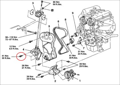 2003 Mitsubishi Eclipse Starter online wiring diagram