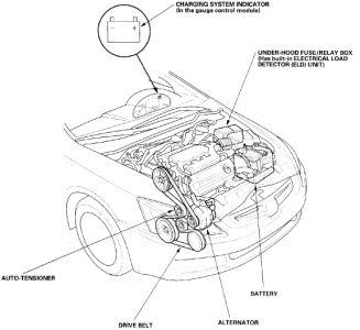accord belt diagram