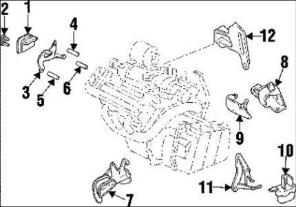 Buick Engine Mounts Diagram - 2nuerasolar \u2022