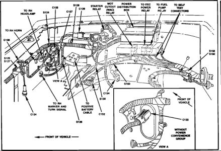Ford Ranger Diagram - Wiring Diagrams
