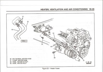 Dodge Ram Heater Core Diagram - Endless Roadrar