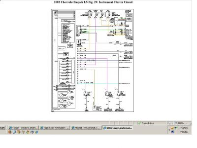 02 impala wiring diagram chevy impala wiring harness image wiring