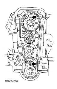 sohc engine diagram