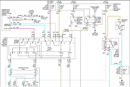1996 Gmc Wiring Diagram Wiring Diagram