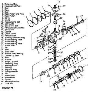 89 chevy astro engine diagram