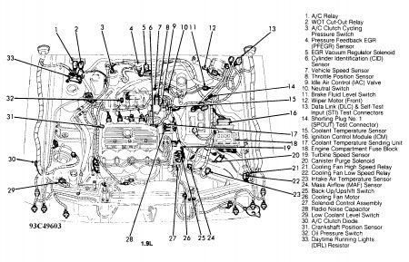 Ford Explorer Schematics - Data Wiring Diagram Update