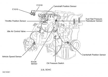 Ford 4 0 Liter Sohc Engine Diagram \u2013 Electrical Schematic Diagrams