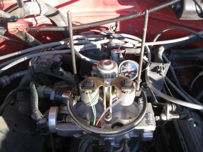 No Pulse to Injectors Chevrolet K1500 Getting Spark to All Plugs
