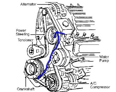buick 3100 sfi v6 engine diagram