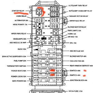 bmw 328is fuse diagram