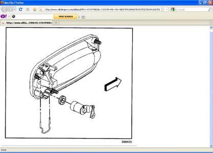 Chevrolet Door Lock Wiring Wiring Diagram