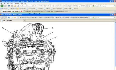 2004 Suzuki Xl 7 Engine Diagram Wiring Diagram