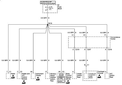2000 Chevy Astro Instrument Lights Don\u0027t Work  No Fron