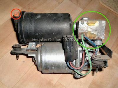 96 Town Car Fuse Box Wiring Diagram