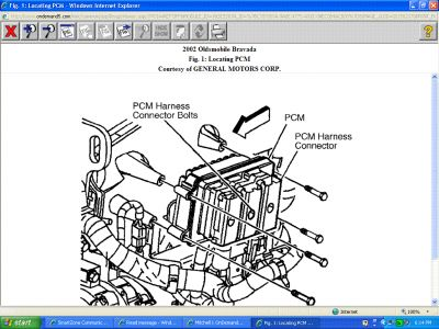 Crankshaft Sensor For 2000 Bravada Wiring Diagram Wiring Diagram