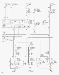 1995 jeep cherokee wiring diagram turn signals