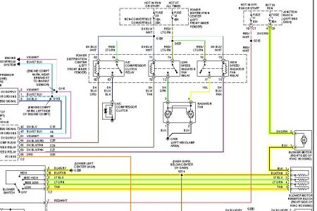 Dodge Stratus Wiring Diagrams circuit diagram template